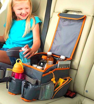 High Road Organizers High Road Kids Car Seat Cooler and Back Seat Organizer