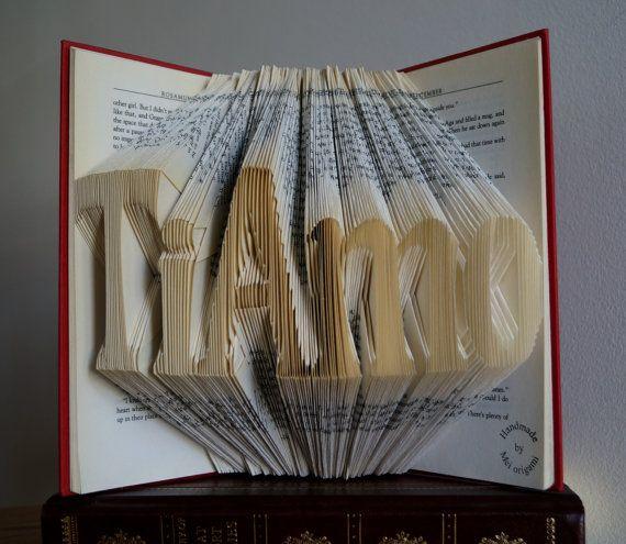 TiAmo-te amo en el arte italiano del libro Regalo de por Meiorigami