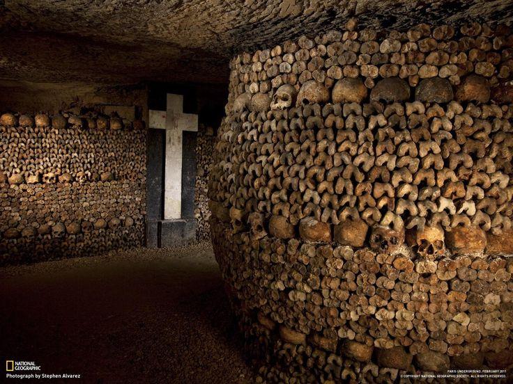 catacomben parijs - Google Search