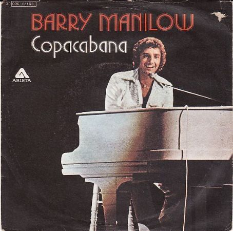 19 best barry manilow party images on pinterest barry manilow copacabana barry manilow bookmarktalkfo Image collections