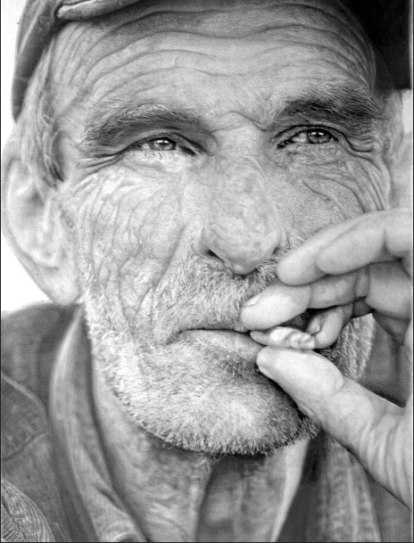 If you think this is a picture your wrong. By Paul Cadden.
