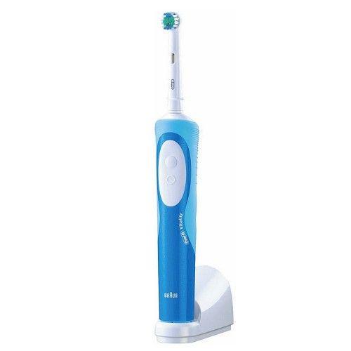 Stort udvalg af Elektriske Tandbørster her - Køb Braun Oral B Elektrisk tandbørste  - Vitality - HER -  ✓ Billigste Pris
