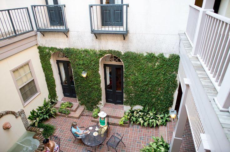 ***King's Courtyard Inn, Charleston, SC