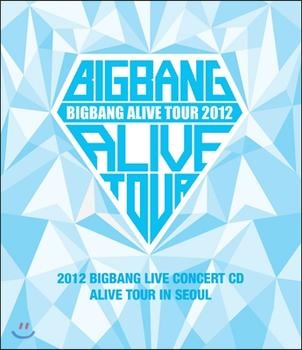 Yes24 Indonesia - [CD] BIG BANG - 2012 Live Album : Alive Tour in Seoul (Booklet + Family Card)