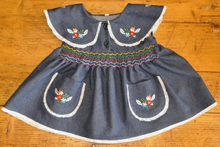 Dress for children.