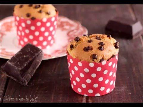 Muffin allo yogurt e gocce di cioccolato, ricetta per la colazione