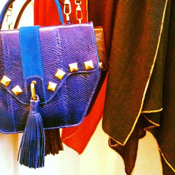 Hayley Menzies - Redistributing Fashion Luxury Pop Up Shop - Feb 2013