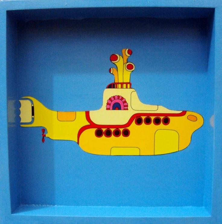 Yellow Submarine - R$30