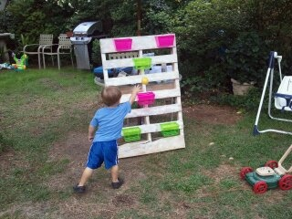 home made childrens game