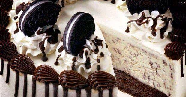Me Encanta el Chocolate: Torta helada Oreo
