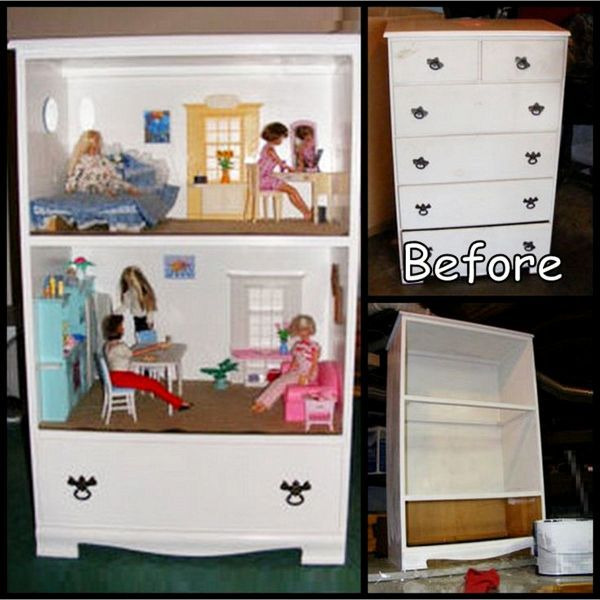 Make A Doll House Out