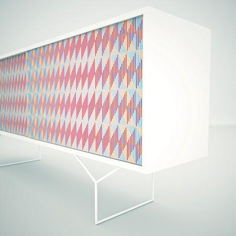 cabinet by Studio Roso