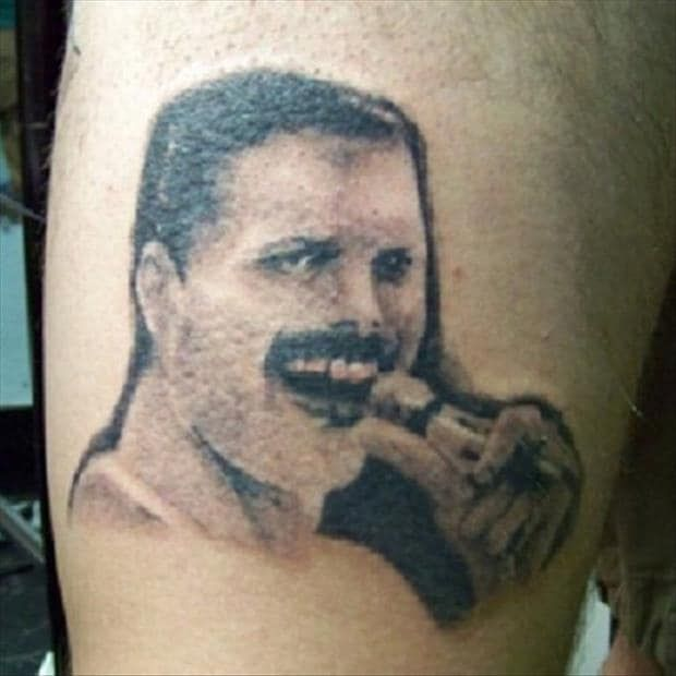 Just When You Thought You'd Seen Every Single Worst Tattoo...