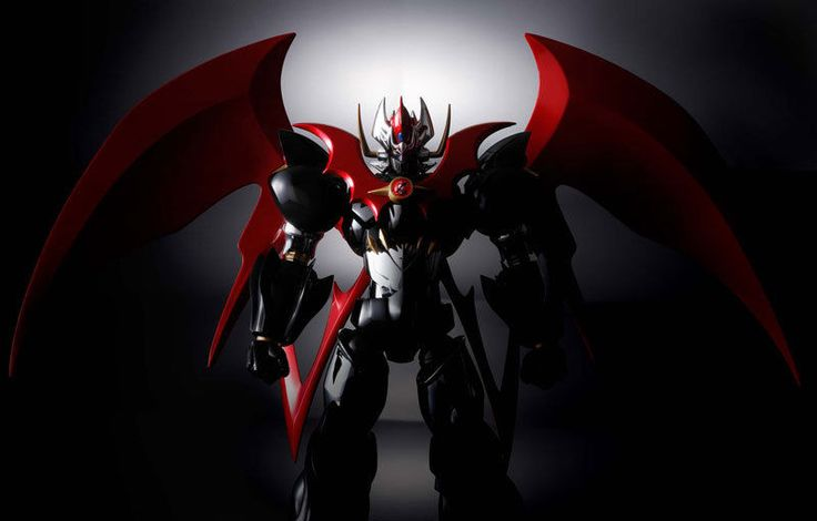 Super Robot Chogokin Mazinkaiser Z Color ver. die-cast action figure Bandai