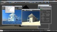 Revit Import Referencen - File LInk Manager - Group by material - Script spot - MultyConverter New max file Xref scene - ignore sun light cams