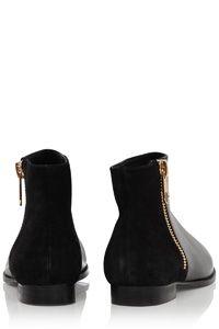 Jemima Zip Chelsea Boots