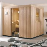 La sauna en casa