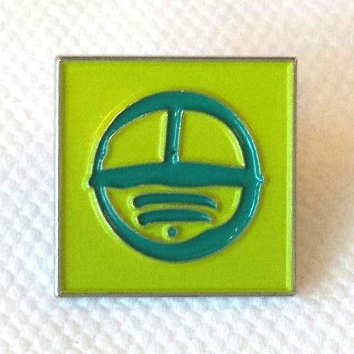 3€ (ledenprijs 2.70€) - Natuurpunt.Be - Pin Natuurpunt