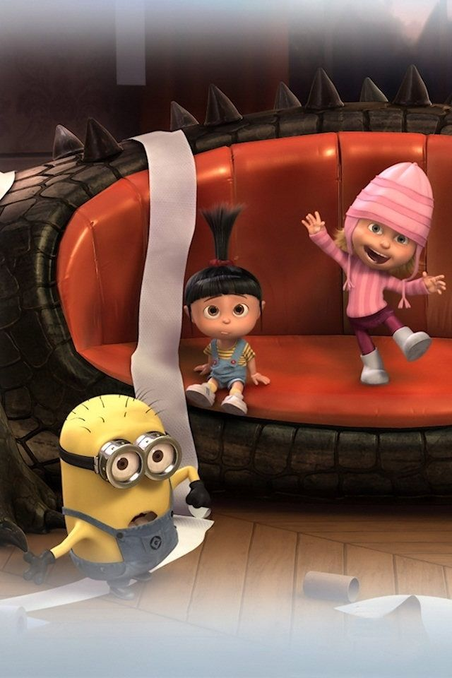 Best cartoon images on pinterest agnes despicable