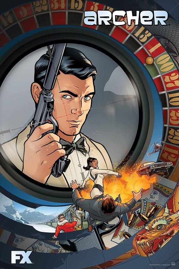 Archer (TV Series 2009- ????)