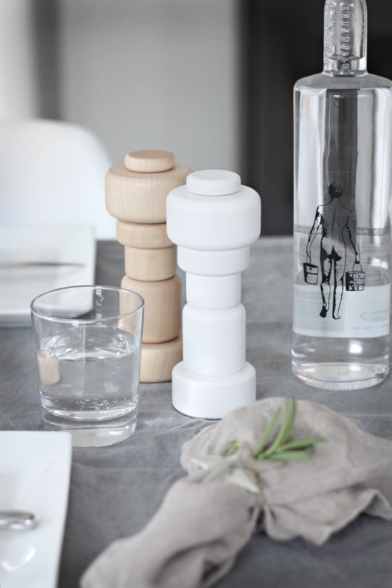Via Stylizimo | Muuto Salt and Pepper