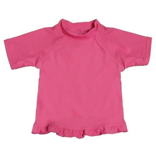 My Swim Baby UV Shirt | Dark Pink