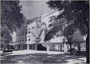 Edificio Defensa de la Raza y Aprovechamiento de Horas Libres / Jorge Aguirre – 1939