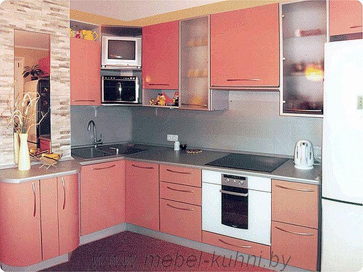 Дизайн кухни 8 кв. метров, интерьер. проекты, фото, видео | Kuhniplan.ru