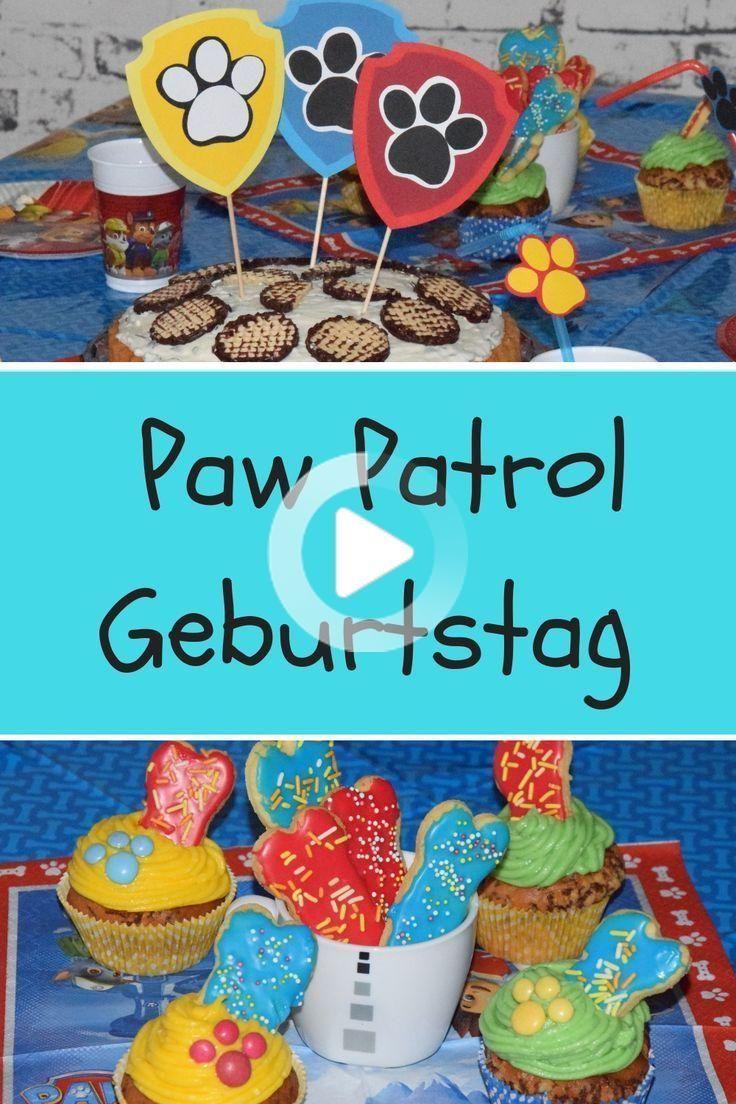 Pin On Paw Patrol Kuchen