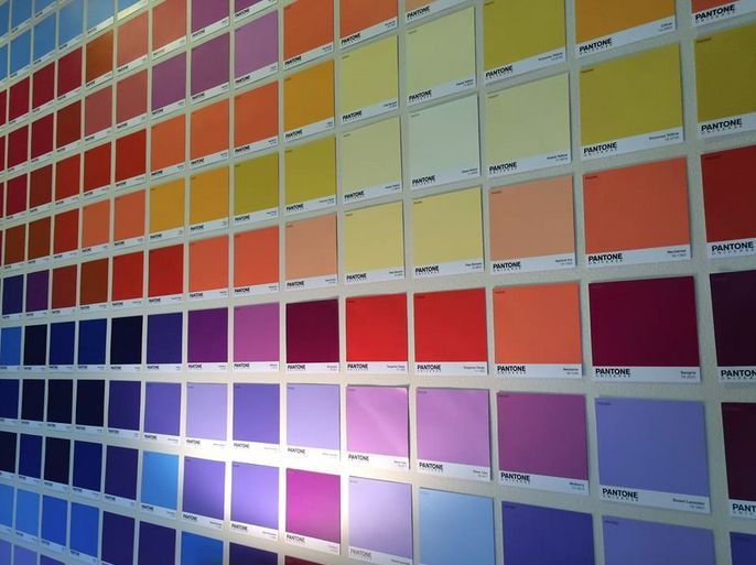 Pantone Color Chips