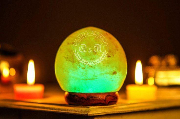 25+ best ideas about Himalayan salt lamp on Pinterest Himalayan, Himalayan salt benefits and ...