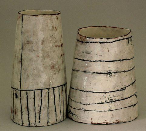 Ceramics by Maria Kristofersson at Cave Interiors