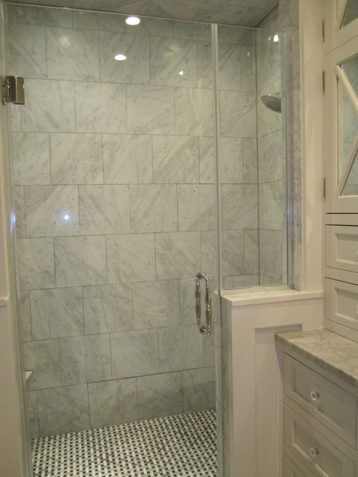 15 Best Images About Marble Accessible Shower Bathroom On