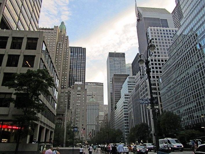 Fotografía: Clara Hernandez Korai - Wall Street