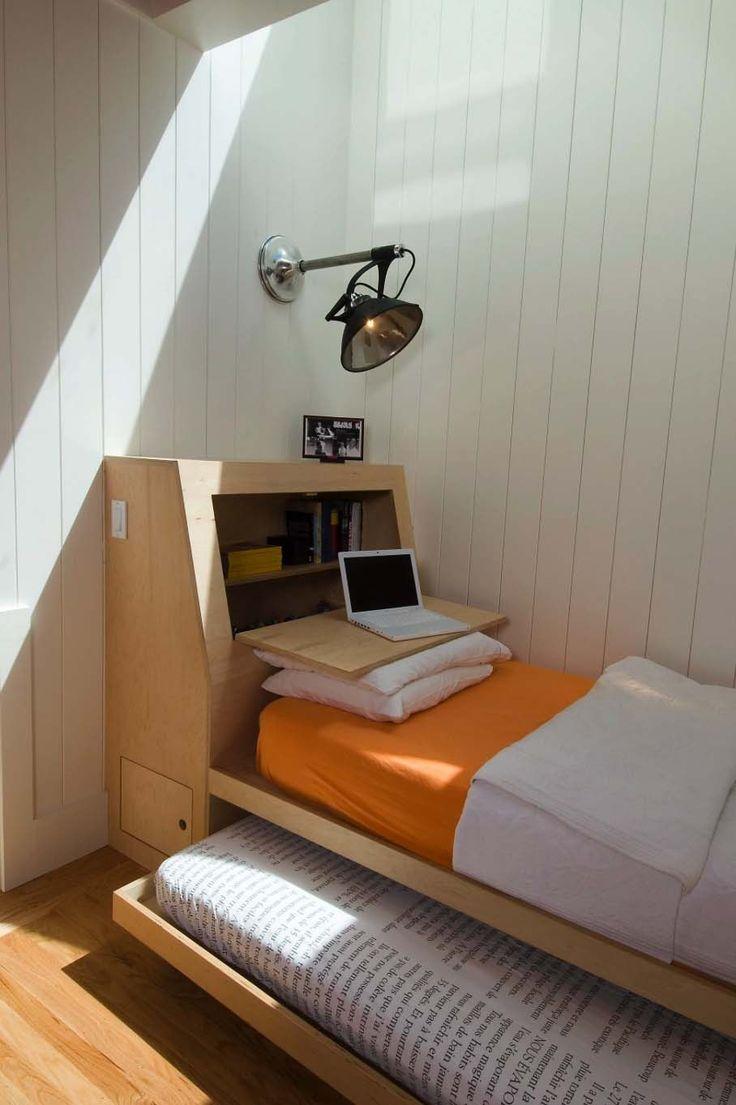 Klein, aber oho: 22 Wohn-Inspirationen für kleine Räume