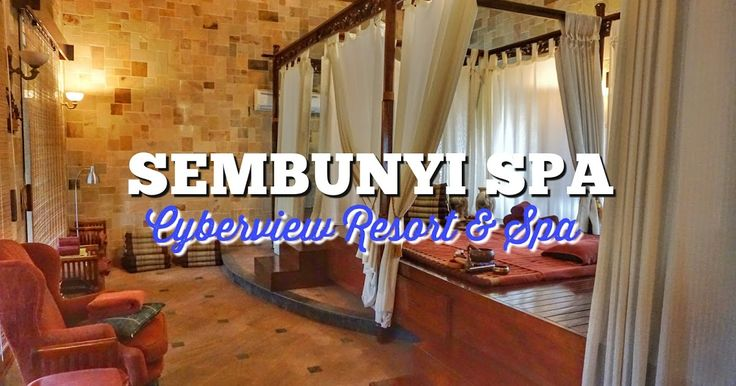 Sembuyi Spa is a hideaway for mind body and soul also a luxurious tropical spa in Cyberview Lodge Resort and Spa Cyberjaya. Here is my review score card:  MYTRAVELLICIOUS SPA REVIEW SCORE CARD  Name   of place  Sembunyi   Spa  Type   of SPA  60mins   Balinese Massage  Reservation  Call  Price  RM   186.55  FACILITIES  1  2  3  4  5  6  7  8  9  10  Spa Qualities  X  Facilities Offered  X  Front Desk  X  Environment  X  What are the facilities offered  - Separate area for men & women- Locker…