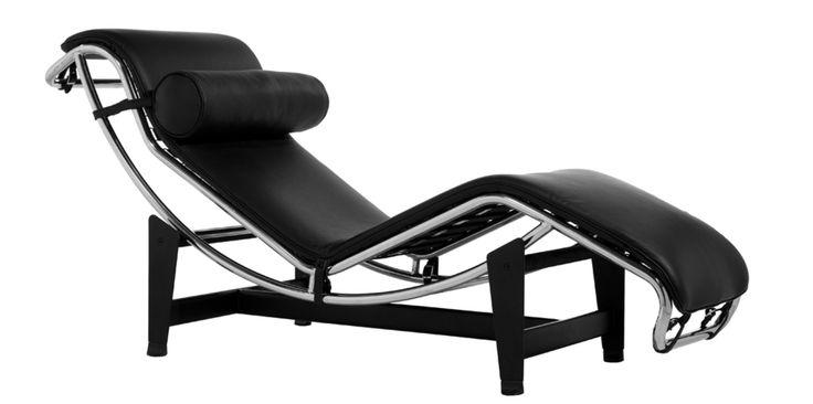 LC4 chaise-longue van Le Corbusier