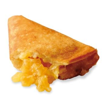 アップルカスタードパイ☆さっくり生地の中から、爽やかなアップルの酸味とやさしく甘いカスタードがとろ~り。 おしゃべりしながらのティータイムにどうぞ。