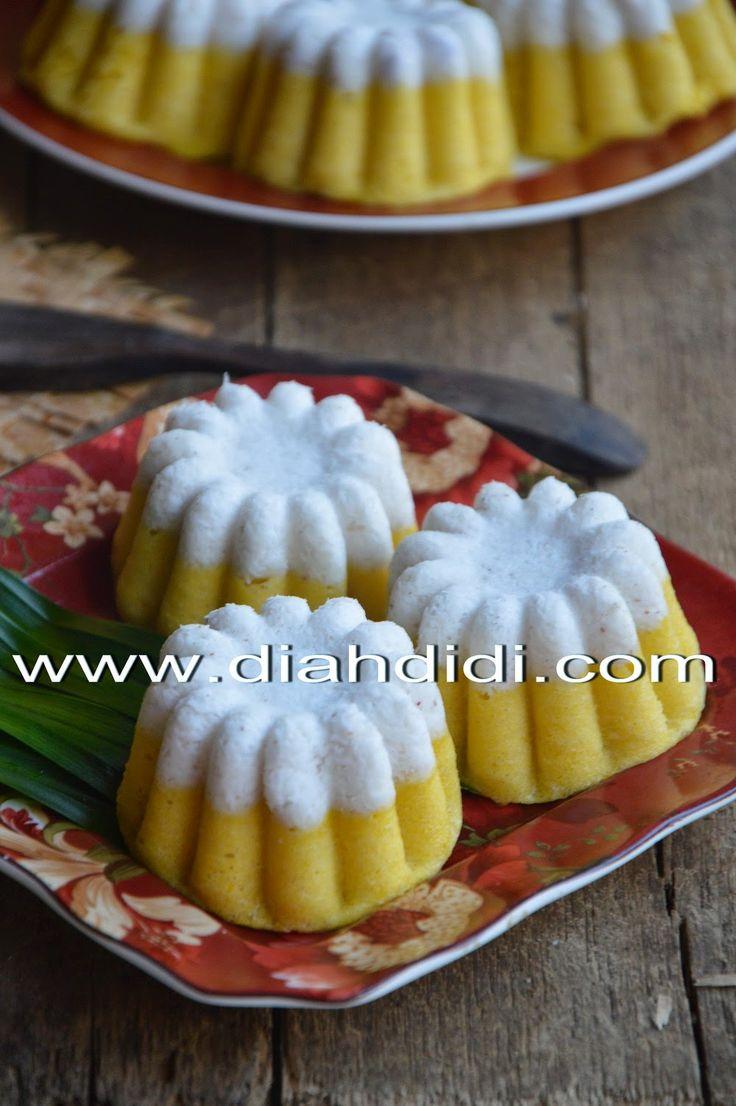 Diah Didi's Kitchen: Putu Ayu Labu Kuning
