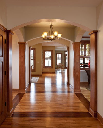 Foyer In Open Floor Plan : Best images about entry ways open floor plan on