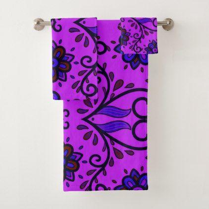 Best 25+ Purple bathroom accessories ideas on Pinterest ...