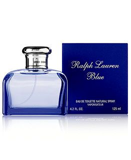 Ralph Lauren Blue for Women Perfume Collection - Perfume - Beauty - Macy's