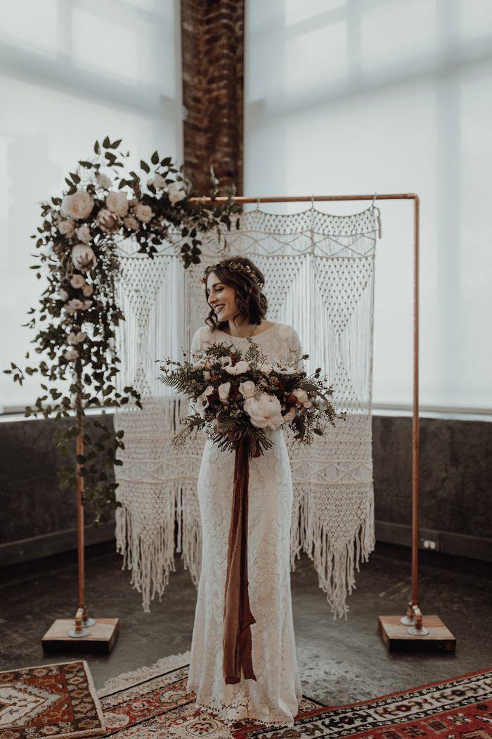 Thrifted And Handmade Leftbank Annex Wedding In Portland Wedding