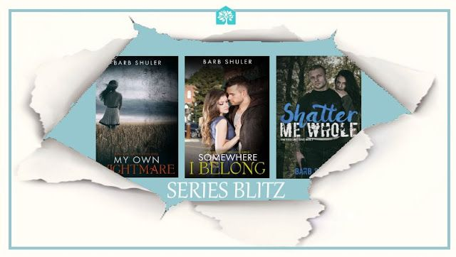 JB's Book Obsession : Series Blitz: Shattered Lives by Barb Shuler