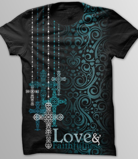 Fantastic Christian T Shirt Designs For Girls And Guys