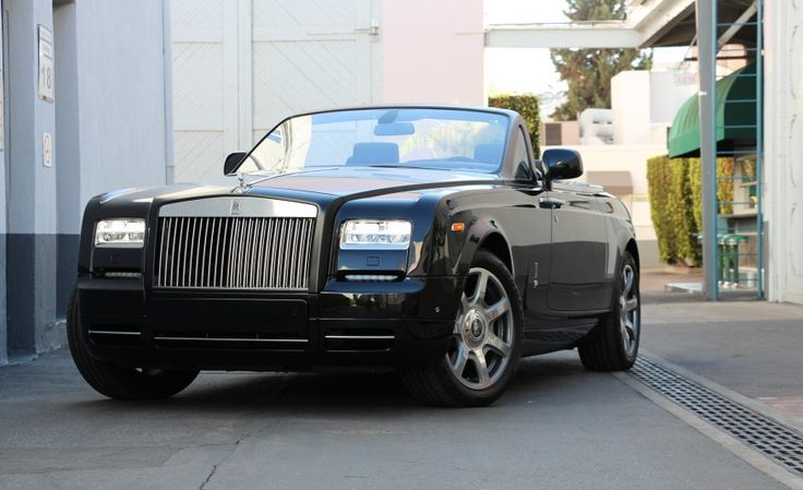 2015 Rolls-Royce Phantom Drophead Coupe Nighthawk - Photo Gallery of First Drive Review from Car and Driver - Car Images - Car and Driver