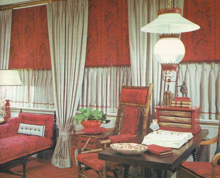 Vintage 1960s Decor Vintage Home Decorating 1960s