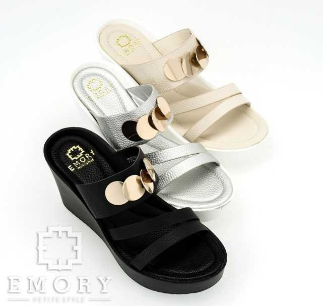 Sandal Emory Helena 77emo626 High Heels Sandals Sepatu Sandal