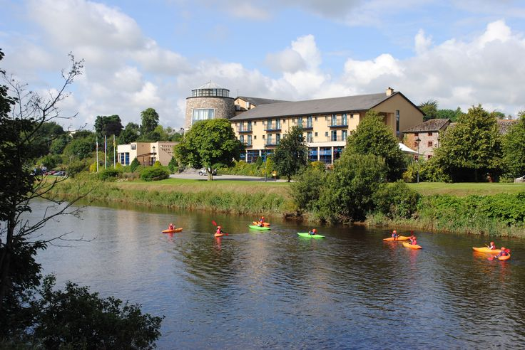 Riverside Park Hotel in Enniscorthy, Co Wexford