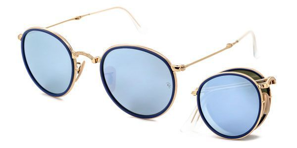 Ray-Ban FOLDING 3517 001/30 via Sunglass.gr. Click on the image to see more!